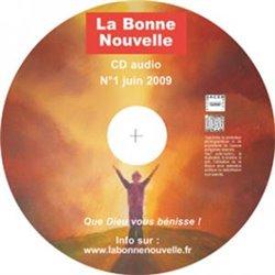 """CD audio BN N°1 """"Il n'y a personne comme Jésus !"""" en téléchargement"""