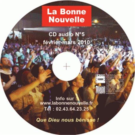 """CD audio N°5 """"Spécial jeunes !"""" en téléchargement"""