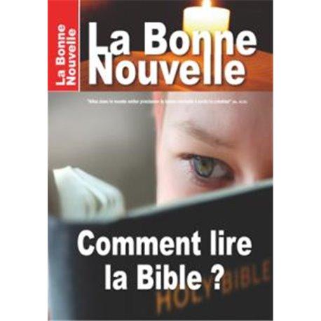 COMMENT LIRE LA BIBLE ? en téléchargement
