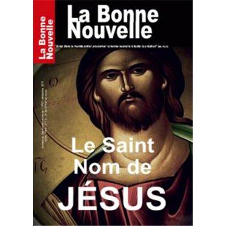 La Bonne Nouvelle sur le Saint Nom de Jésus en téléchargement