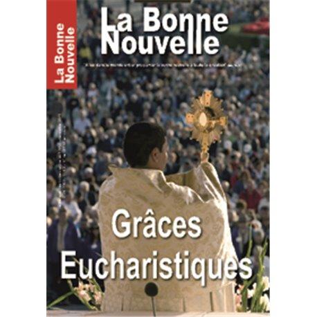 La BN sur les Grâces Eucharistiques à télécharger