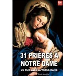 Livret, 31 prières à Marie en téléchargement