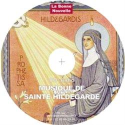 CD audio musique de Ste Hildegarde à télécharger