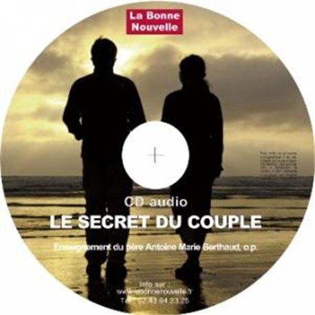 CD le secret du couple en téléchargement