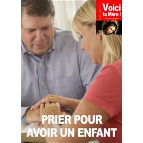 """Revue """"Prier pour avoir un enfant"""" en téléchargement"""