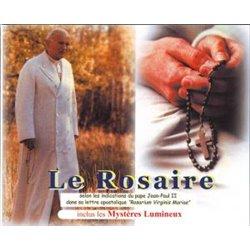"""Livre """"Le Rosaire avec Jean-Paul II"""" en téléchargement"""