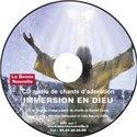 CD audio: IMMERSION EN DIEU en téléchargement