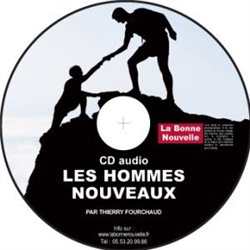 Audio : LES HOMMES NOUVEAUX en téléchargement