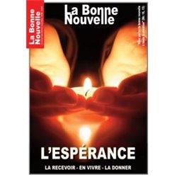 """La Bonne Nouvelle """"Espérance"""" en téléchargement"""