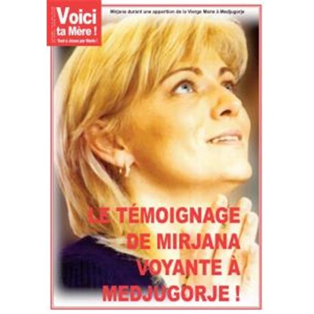 revue : Témoignage de Mirjana à Medjugorje en téléchargement