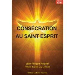 Consécration au Saint-Esprit en téléchargement