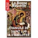 Evangile de St Luc à stabiloter en téléchargement