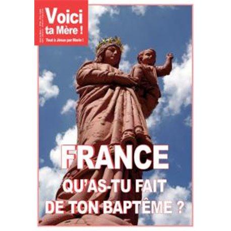 France, qu'as-tu fait de ton baptême ? en téléchargement