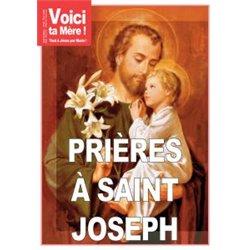 Revue : Prières à Saint Joseph à télécharger