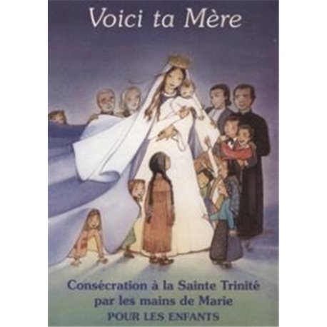 Consécration à Dieu par Marie en téléchargement