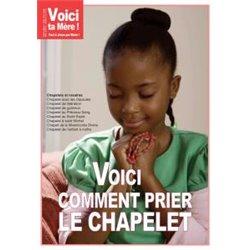 """Revue """"comment prier le chapelet"""" en téléchargement"""