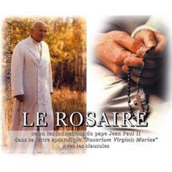 Le rosaire avec saint Jean-Paul II