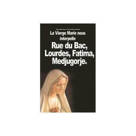 DVD : La Vierge nous interpelle