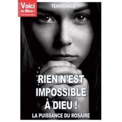 """Revue """"Rien n'est impossible à Dieu !"""" téléchargement"""