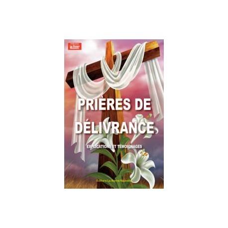 PRIÈRES DE DÉLIVRANCE