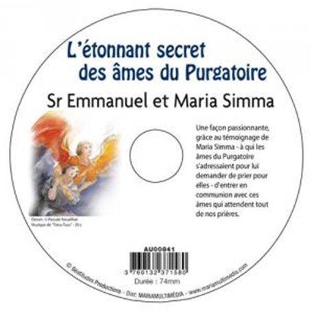 CD : L'étonnant secret des âmes du Purgatoire