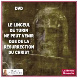 DVD Le Linceul de Turin