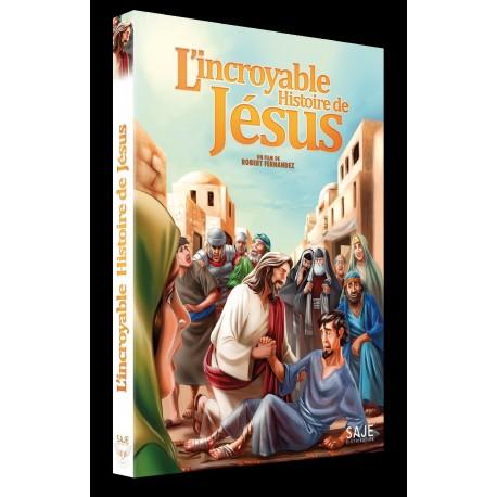 L'incroyable histoire de Jésus en dessin animé
