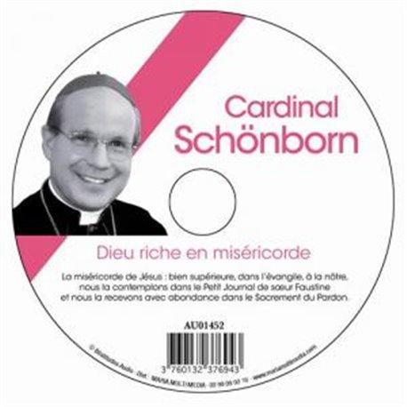 Dieu riche en miséricorde par le cardinal Schonborn