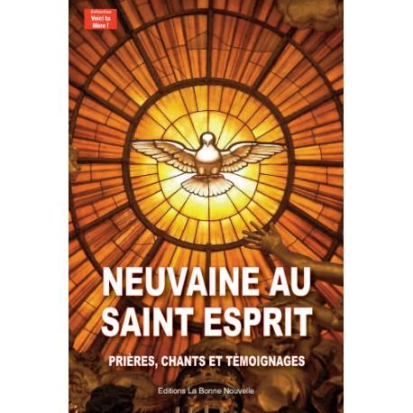 Livret Neuvaine au Saint Esprit