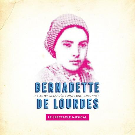 CD Bernadette de Lourdes en téléchargement
