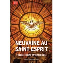 Livret Neuvaine au Saint Esprit en téléchargement