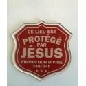 Plaques de protection